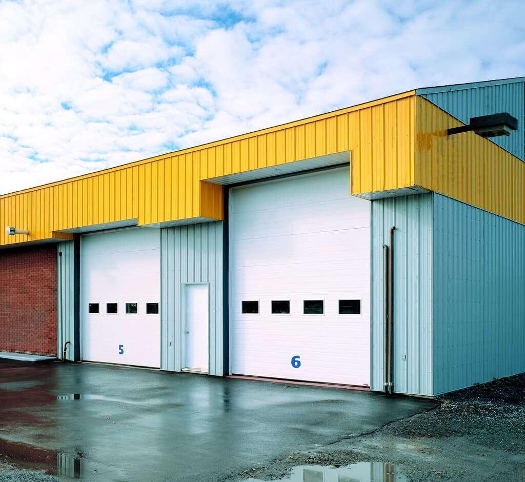 commercial garage door installation Youngstown ohio